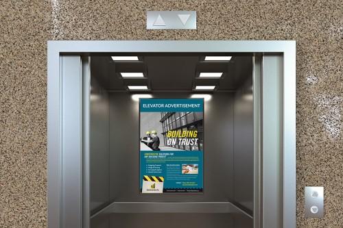 Elevator Advertisement
