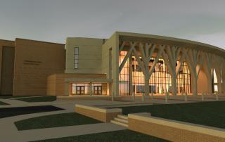 MSSA building project